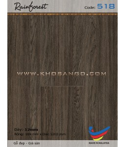 Sàn gỗ Rainforest 518