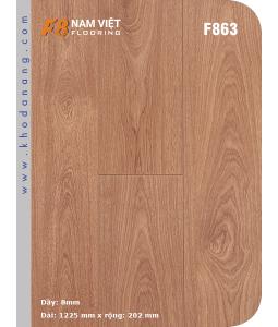 Sàn gỗ Việt Nam F863