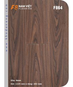 Sàn gỗ Việt Nam F864