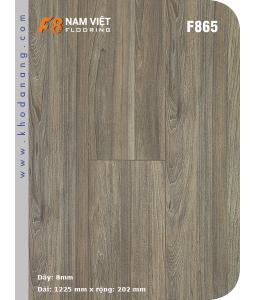 Sàn gỗ Việt Nam F865