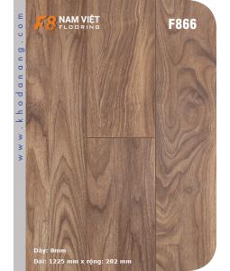 Sàn gỗ Việt Nam F866