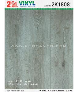 Sàn nhựa 2K Vinyl K1808