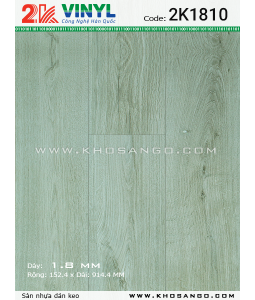 Sàn nhựa 2K Vinyl K1810