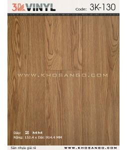 Sàn nhựa 3K Vinyl K130