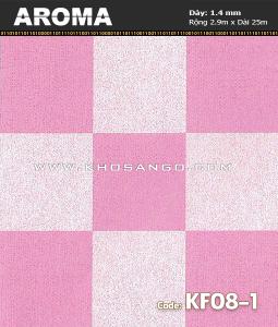 Sàn nhựa cuộn Aroma KF08-1