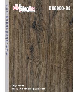 Sàn nhựa dán keo DK6000-88