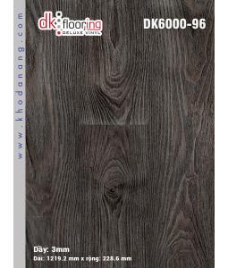 Sàn nhựa dán keo DK6000-96
