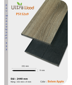 UltrAWood PS152x9 Belem Apple