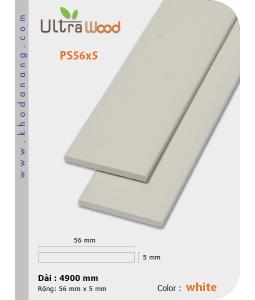 UltrAWood PS56x5 White