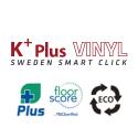 Sàn nhựa hèm khóa K+ Vinyl