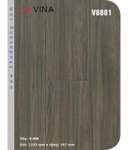 Sàn gỗ Công nghiệp 3K VINA V8881
