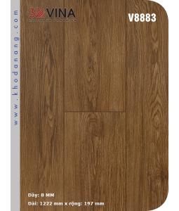 Sàn gỗ Công nghiệp 3K VINA V8883