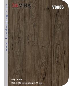Sàn gỗ Công nghiệp 3K VINA V8886