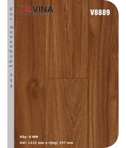 Sàn gỗ Công nghiệp 3K VINA V8889