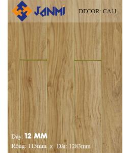 Sàn gỗ JANMI CA11-12mm