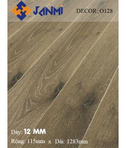 Sàn gỗ JANMI O128 12mm