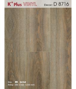 Sàn nhựa K+ D8716