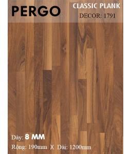 Sàn gỗ Pergo 1791
