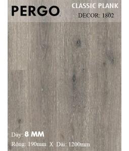 Sàn gỗ Pergo 1802
