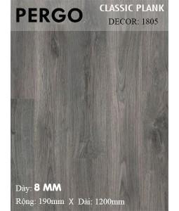 Sàn gỗ Pergo 1805