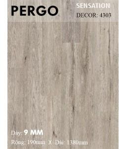 Sàn gỗ Pergo 4303