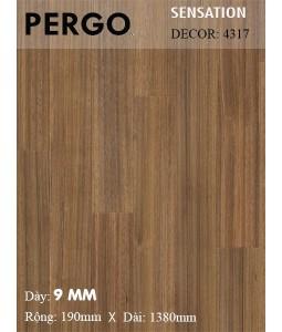 Sàn gỗ Pergo 4317