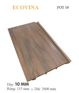 Lam sóng EcoVina FOT10