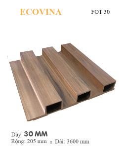Lam sóng EcoVina FOT30/3