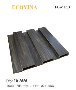 Lam sóng EcoVina FOW16/3
