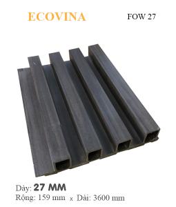 Lam sóng EcoVina FOW27/4