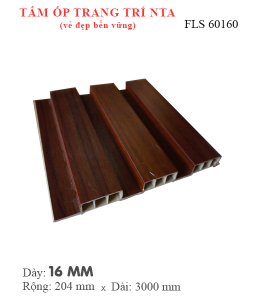 Tấm ốp vân gỗ FLS 60160
