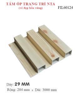 Tấm ốp vân gỗ FIL 60124