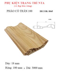 Phào cân cổ trần 100 - 8845