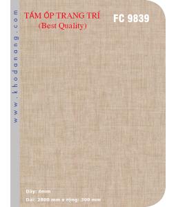 Tấm ốp vân vải FC 9839
