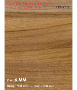 Tấm ốp vân gỗ FIW8778