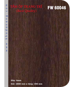 Tấm ốp vân gỗ FW 60046