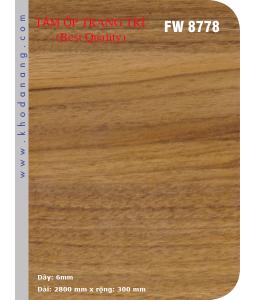 Tấm ốp vân gỗ FW 8778