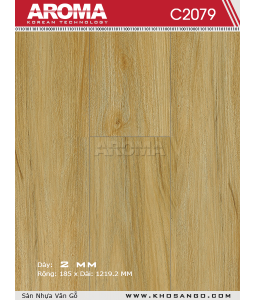 Sàn nhựa Aroma C2079