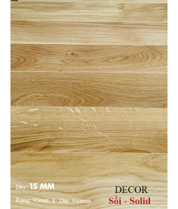 Sàn gỗ Sồi 900mm