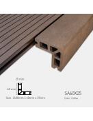Sàn gỗ Awood SA60x25 Coffee