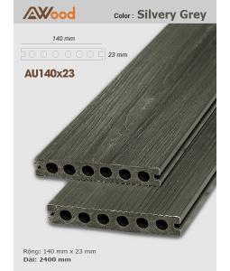 Sàn gỗ AWood AU140x23 Teak G