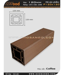 Trụ cột  Awood P120x120