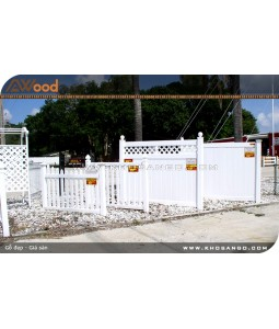 Hàng rào, cổng K3