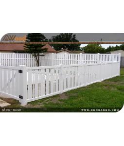 Hàng rào, cổng K6