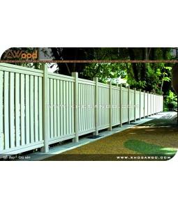 Hàng rào, cổng K7