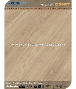 Sàn gỗ Kronotex D3587- 12mm