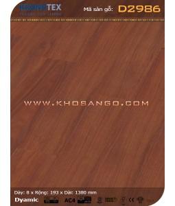 Sàn gỗ Kronotex D2986