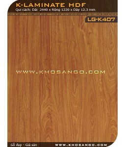 Ván lát gác LG-K407